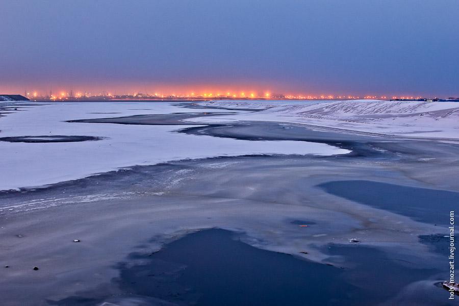 Зимний Санкт-Петербург