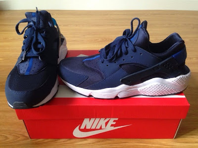 nike huarache with air bubble
