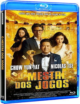 O Mestre dos Jogos - Torrent (2015) BluRay 1080p Dual Áudio Download