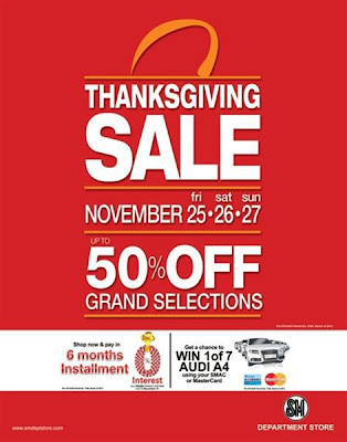 Thanksgiving dal sale SM North Edsa Philippines