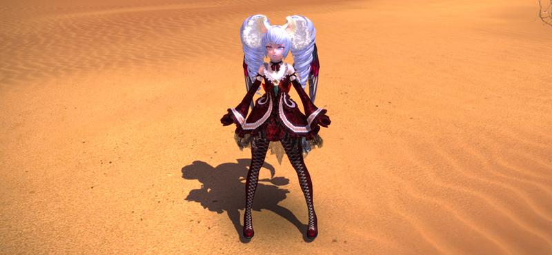 Ngắm nhân vật mới của tộc Elin trong Tera Online