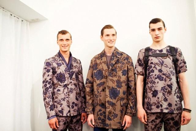 *時尚設計師團隊評選:2014 年春夏最值得注目的男裝品牌 9