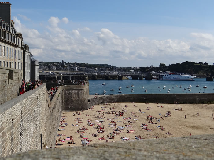 DSC01573.jpg - Saint-Malo, balade dans la cit� corsaire par Couleurs Bretagne