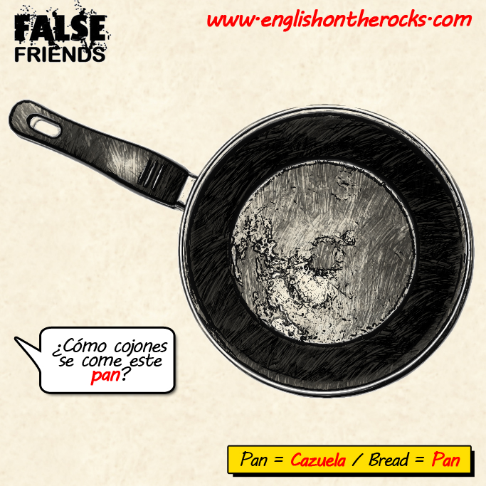 False Friends: Pan