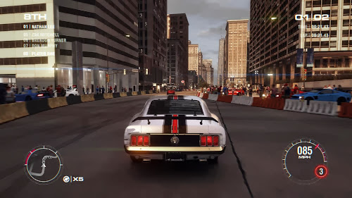Grid 2 (2013) Full PC Game Resumable Direct Download Links and Rar Parts Free