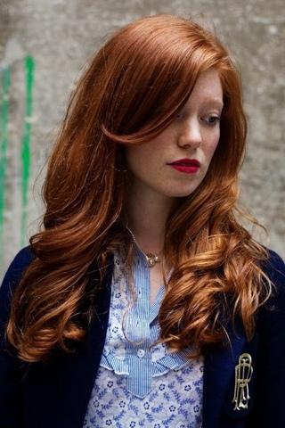 qual é a cor do seu cabelo cabeleireira fashionista