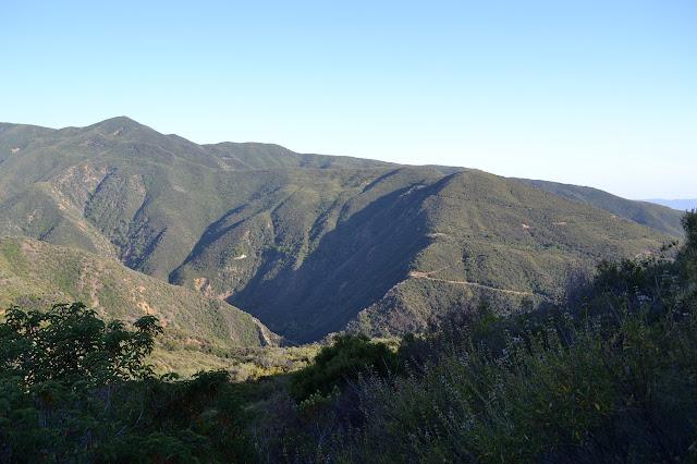 Nordhoff Ridge