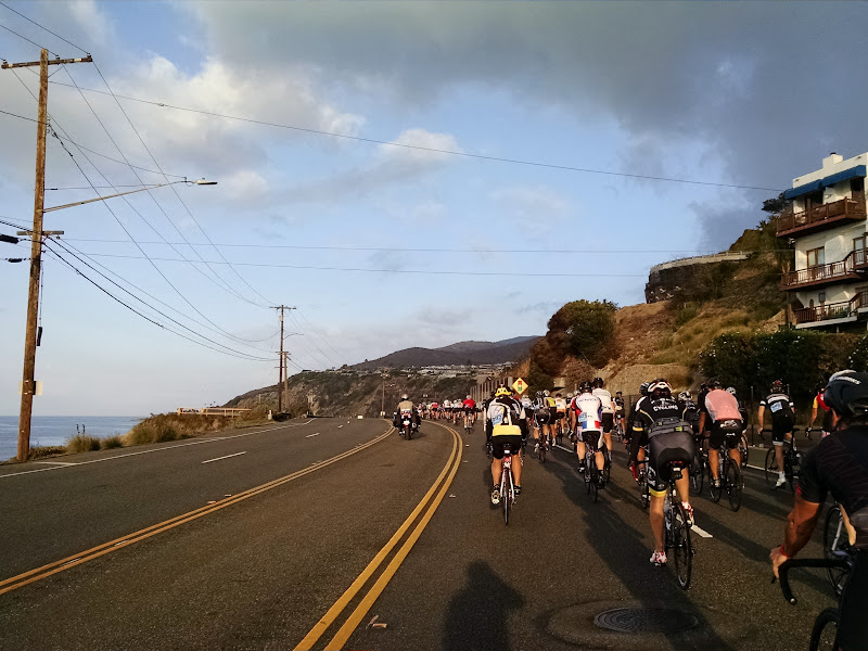 Gran Fondo Beverly Hills • Pacific Coast Highway