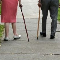 Osteoporosis and Walking Sticks post image