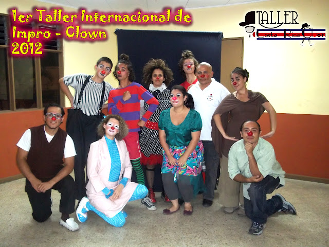 1er Taller Internacional De Impro-Clown 2012