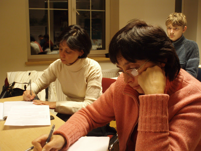 Богословские курсы в Одессе