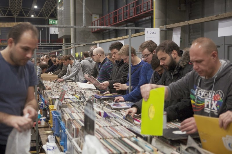 Mega Record & CD Fair