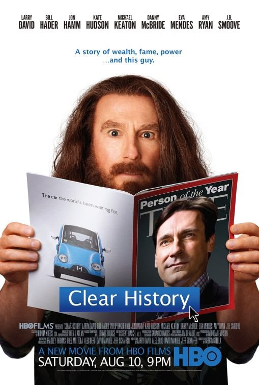 Poster Of English Movie Clear History (2013) Free Download Full New Hollywood Movie Watch Online At Alldownloads4u.Com