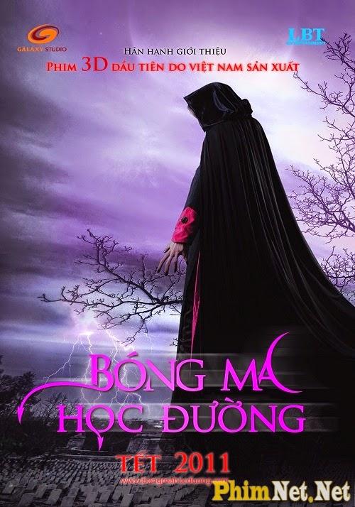 Phim Bóng Ma Học Đường 2011 Full - Bong Ma Hoc Duong