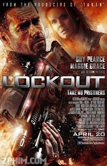 Cuộc Đình Công - Lockout (2012) Poster