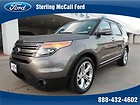 FORD EXPLORER 4WD LIMITED 4X4 GLASS ROOF LEATHER 3 ROWS BLUETOOTH REMOTE START