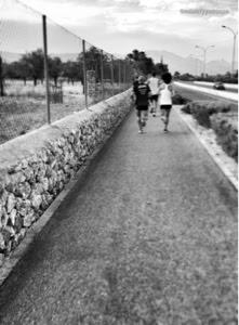 Carril Bici UIB