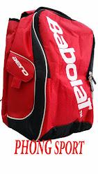 Balo Tennis Babolat đỏ
