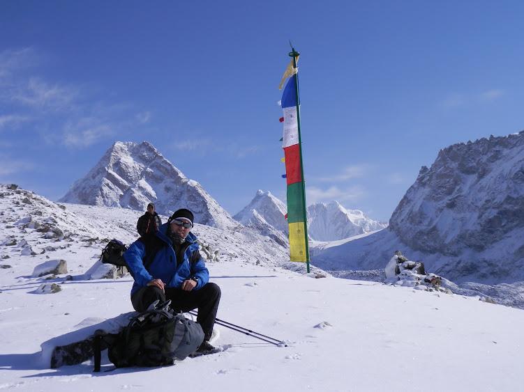 Трек к Эвересту через Гокио
