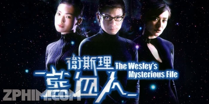 Ảnh trong phim Lam Huyết Nhân - The Wesleys Mysterious File 1