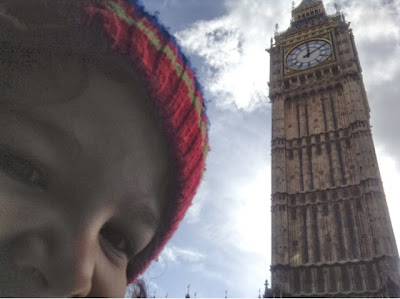 Big Ben and Toddler
