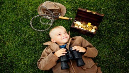Buscar el tesoro: Juegos para fiestas infantiles