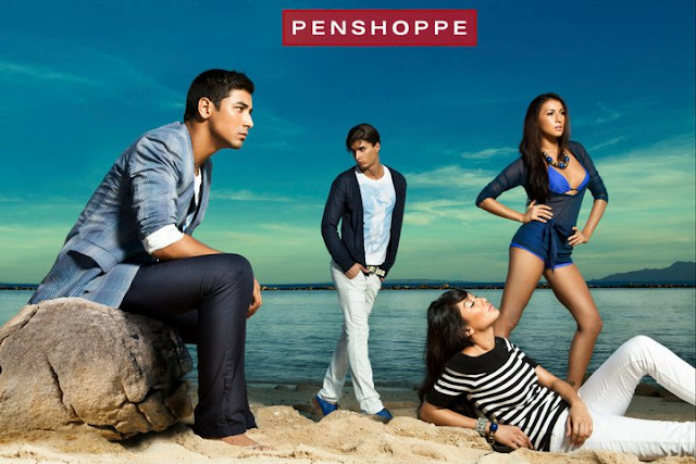 DEMIGODS: Penshoppes Summer Campaign Has Arrived!