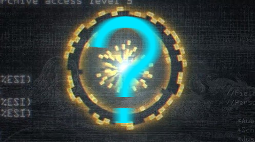 Ingress Question Mark