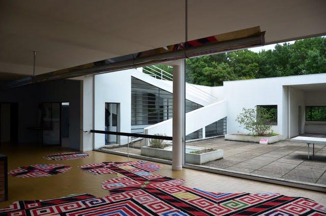 Interni Di Villa Savoye : De stijl ville savoye poissy