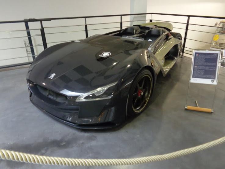 Musée de l'aventure Peugeot à Sochaux DSC01283