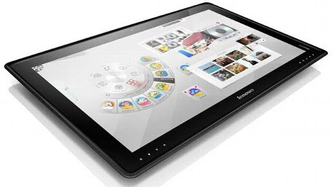 Tablet lenovo 27 inci