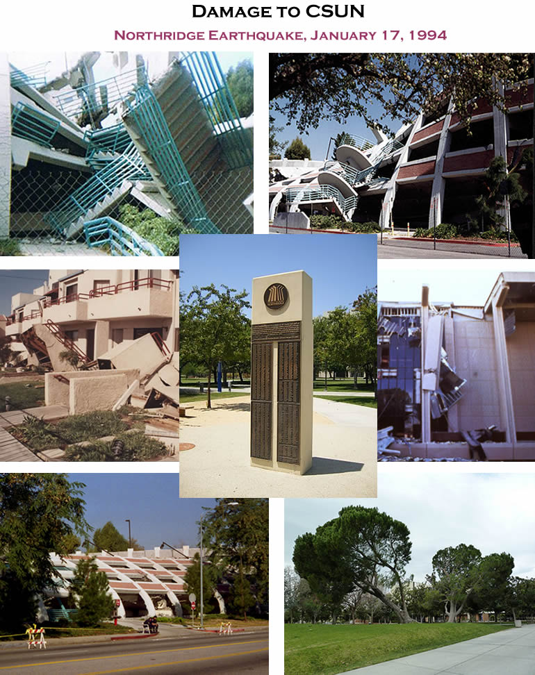 Downtown Magnets High School - Northridge Earthquake - Mrs. Johnson-Downtown Magnets High School