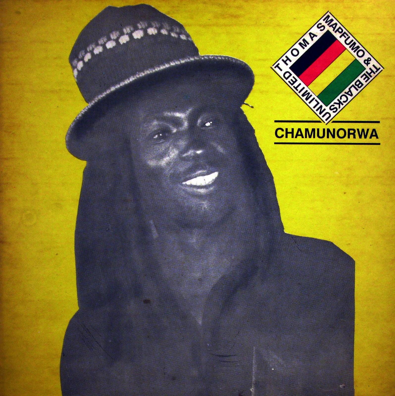 Thomas Mapfumo The Blacks Unlimited Gwindingwi Rine Shumba