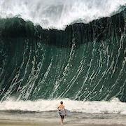 К чему снится цунами?