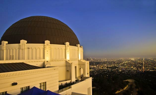 Los Angeles: Observatorio Griffith