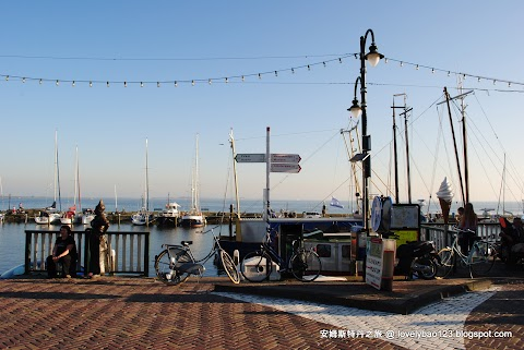Volendam 海港