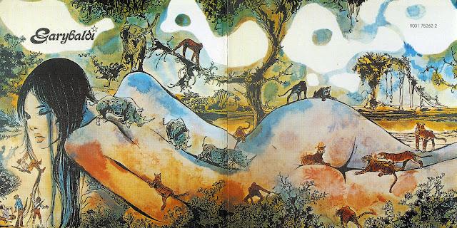 Garybaldi ~ 1972 ~ Nuda