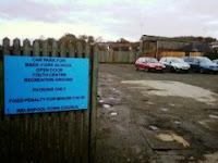 Car park to close Monday