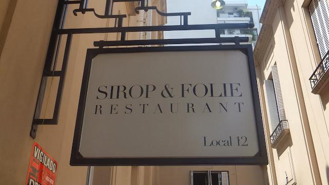 Brunch en Sirop & Folie, Recoleta, Buenos Aires, Argentina, Elisa N, Blog de Viajes, Lifestyle, Travel
