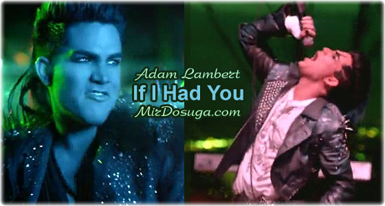 Перевод песни Adam Lambert – If I Had You