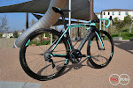 Bianchi Oltre XR.4 CV Shimano Dura Ace R9100 Corima S+ 47mm Complete Bike at twohubs.com