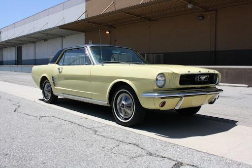 1966 Ford Mustang CA - Original car