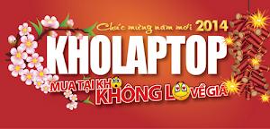 Nhận lộc ngày xuân khi mua laptop tại Kholaptop