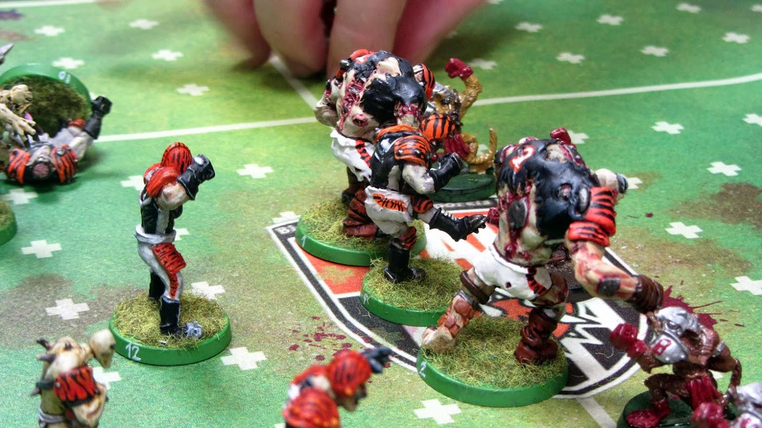 Pour Dimiento: les Bengals!! BloodBowl