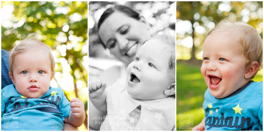 Happy 9 mo old baby boys - Houston photos