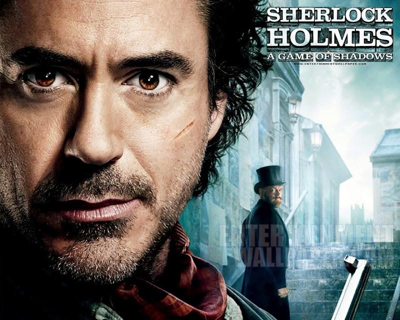 Sherlock Holmes: Trò chơi Bóng tối - Sherlock Holmes: A Game of Shadows