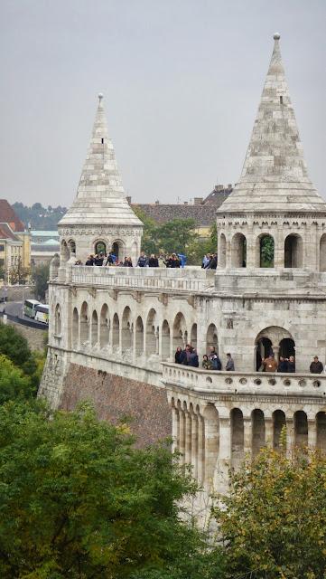 Bastión de los Pescadores, Budapest, Hungría, Elisa N, Blog de Viajes, Lifestyle, Travel
