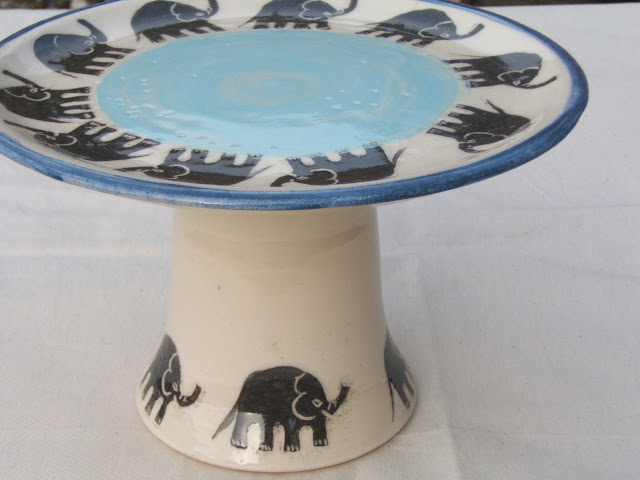 Jumbo Cake Plate