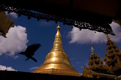 Burma Diversity Buddhists To Baptists Image