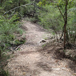 Service trail from Mowarry car park (104410)